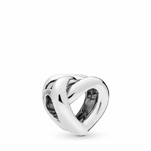AUTHENTIC PANDORA Knotted Heart Charm
